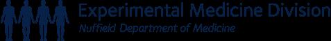 Experimental Medicine Division logo