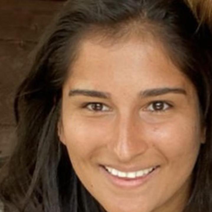 Headshot of Cori Campbell, Dphil student